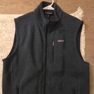 LIKE NEW Men's blue gray Patagonia best sz XL